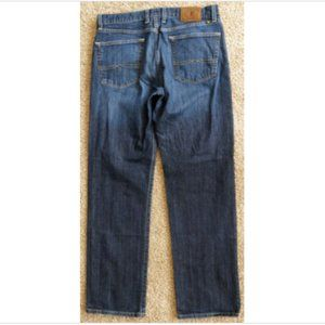 Lucky Brand 329 Classic Straight Jeans Men 33x32